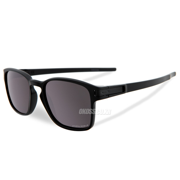 오클리 선글라스 래치 SQ 프리즘 편광 OO9353-02 OAKLEY PRIZM DAILY POLARIZED LATCH SQ MATTE BLACK/PRIZM DAILY POLARIZED