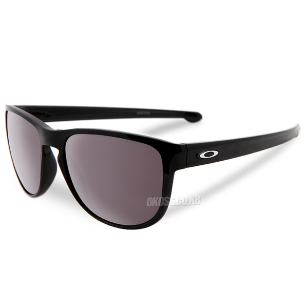 오클리 선글라스 슬리버 라운드 프리즘 편광 OO9342-07 OAKLEY SLIVER ROUND PRIZM DAILY POLARIZED POLISHED BLACK