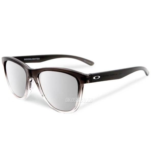 오클리 선글라스 문라이터 편광 OO9320-07 OO9320-0753 OAKLEY MOONLIGHTER GREY INK FADE/CHROME IRIDIUM POLARIZED