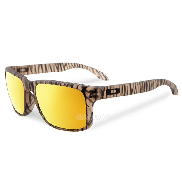 오클리 선글라스 홀브룩 얼반 정글 스페셜 OO9102-99 OO9102-9955 OAKLEY URBAN JUNGLE COLLECTION HOLBROOK MATTE SEPIA/24K IRIDIUM