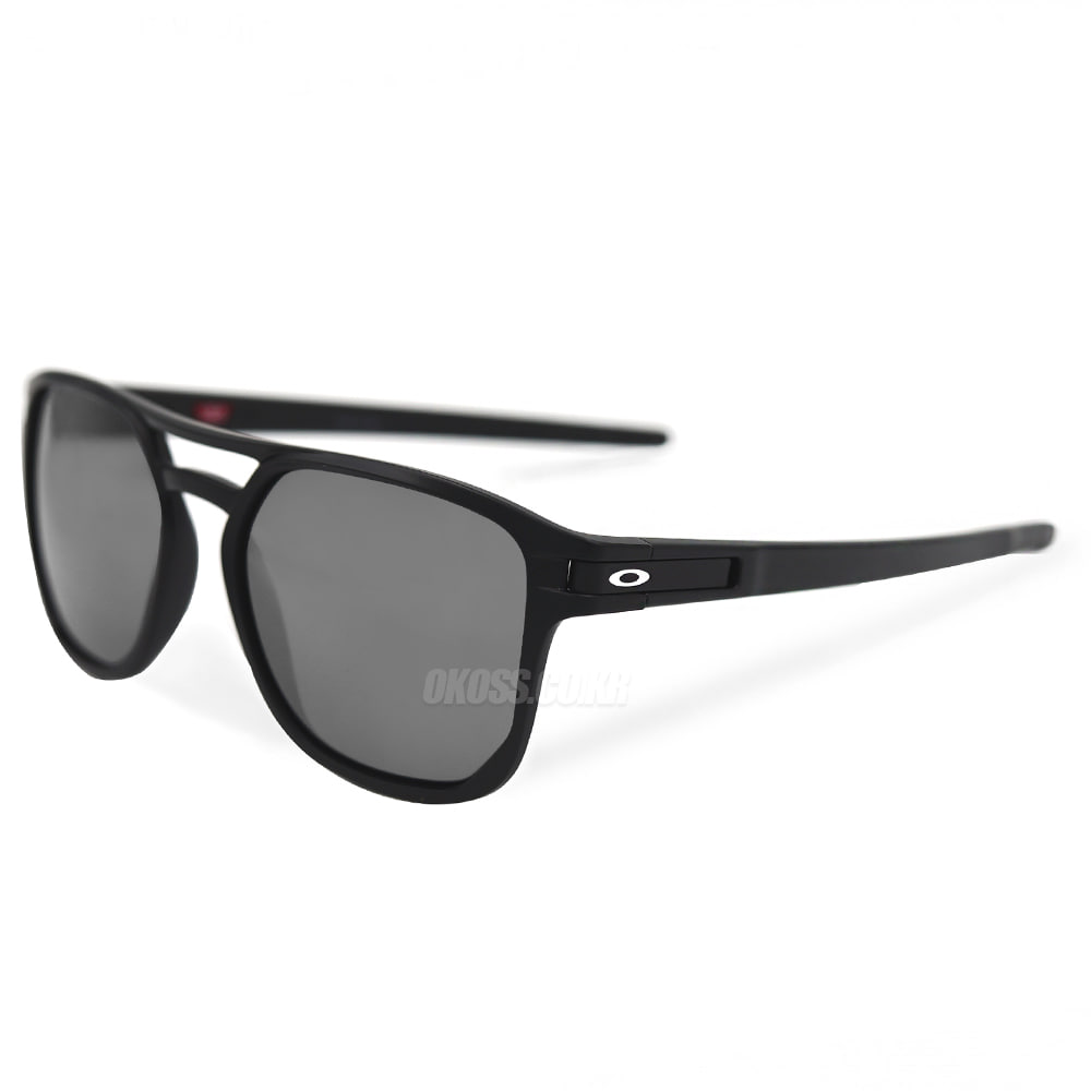 오클리 선글라스 래치 베타 프리즘 편광 OO9436-0554 OO9436-05 OAKLEY LATCH BETA MATTE BLACK/PRIZM BLACK POLARIZED