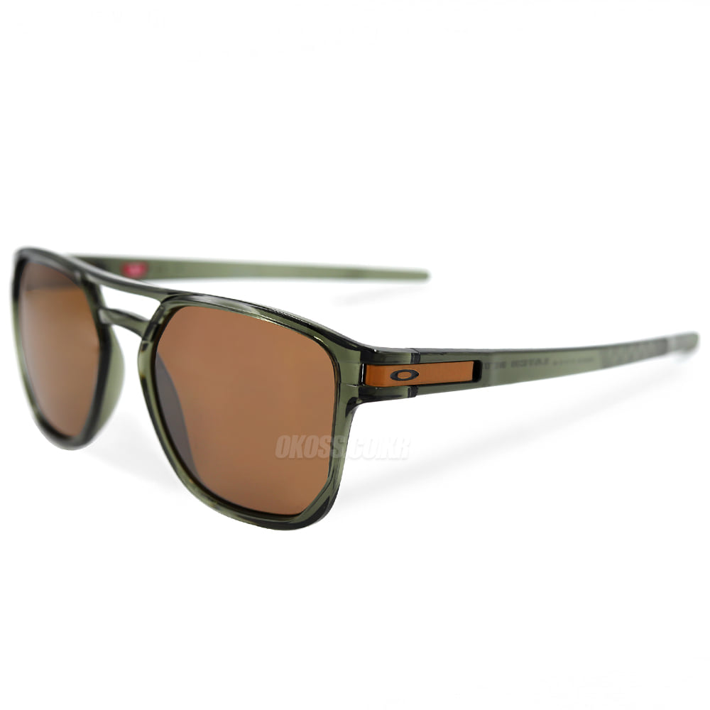 오클리 선글라스 래치 베타 프리즘 OO9436-0354 OO9436-03 OAKLEY LATCH BETA OLIVE INK/PRIZM TUNGSTEN