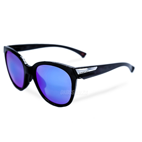 오클리 선글라스 로우키 프리즘 편광 OO9433-0454 OO9433-04 OAKLEY LOW KEY BLACK INK/PRIZM SAPPHIRE POLARIZED