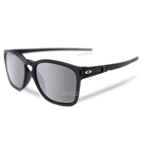 오클리 선글라스 래치 SQ 프리즘 아시안핏 OO9358-1855 OO9358-18 OAKLEY ASIAN LATCH SQ MATTE BLACK INK/PRIZM BLACK POLARIZED