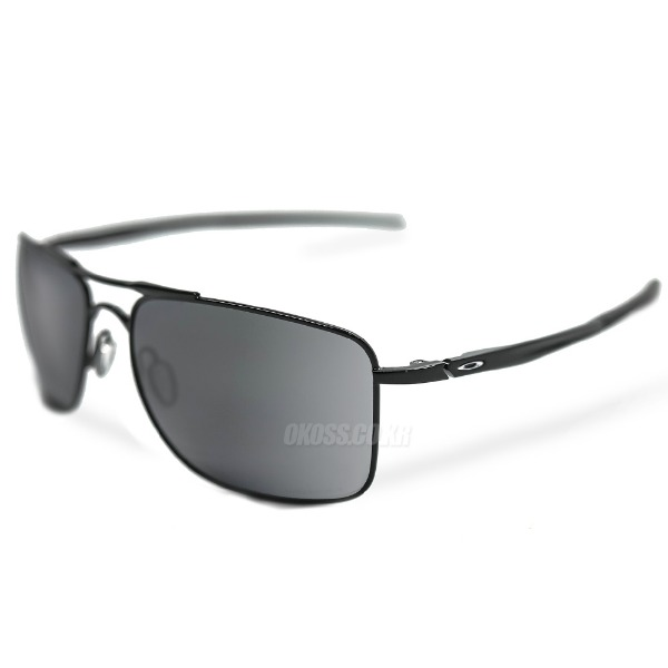 오클리 선글라스 게이지 8 프리즘 OO4124-1162 OO4124-11 OAKLEY GAUGE 8 POLISHED BLACK/PRIZM BLACK