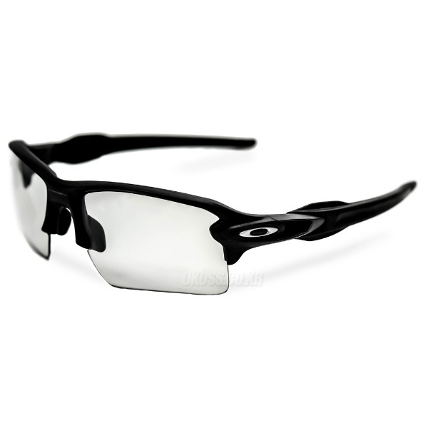 오클리 선글라스 플랙 2.0 XL 변색 OO9188-1659 OO9188-16 OAKLEY FLAK 2.0 XL STEEL/CLEAR BLACK PHOTOCHROMIC