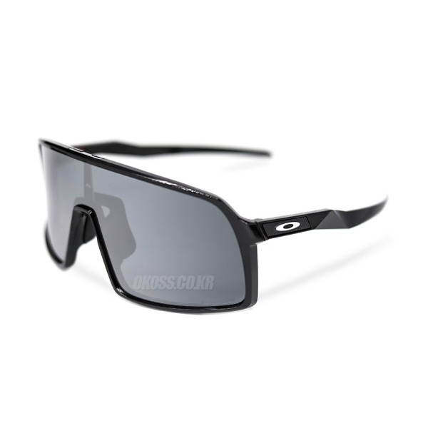오클리 선글라스 수트로 프리즘 아시안핏 OO9406A-0237 OO9406A-02 OAKLEY ASIAN SUTRO POLISHED BLACK/PRIZM BLACK