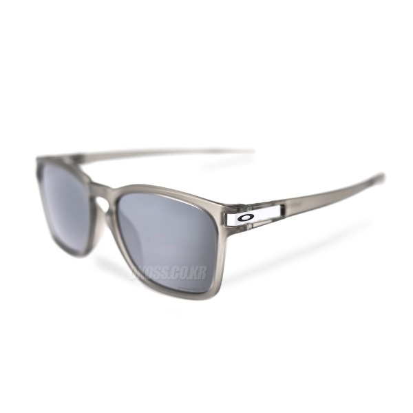 오클리 선글라스 래치 SQ 프리즘 아시안핏 OO9358-1455 OO9358-14 OAKLEY ASIAN LATCH SQ MATTE GREY INK/PRIZM BLACK
