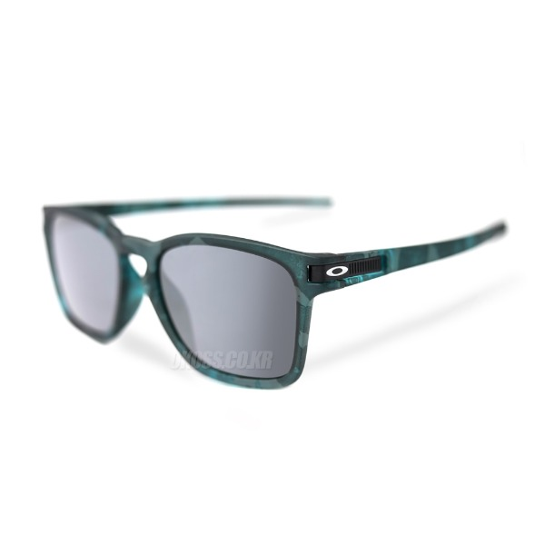오클리 선글라스 래치 SQ 프리즘 아시안핏 OO9358-1555 OO9358-15 OAKLEY ASIAN LATCH SQ MATTE ARCTIC SURF SHADOW CAMO/PRIZM BLACK