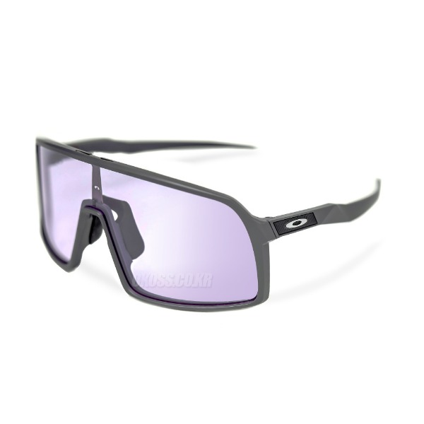 오클리 선글라스 수트로 프리즘 아시안핏 OO9406A-0537 OO9406A-05 OAKLEY ASIAN SUTRO MATTE DARK GREY/PRIZM LOW LIGHT