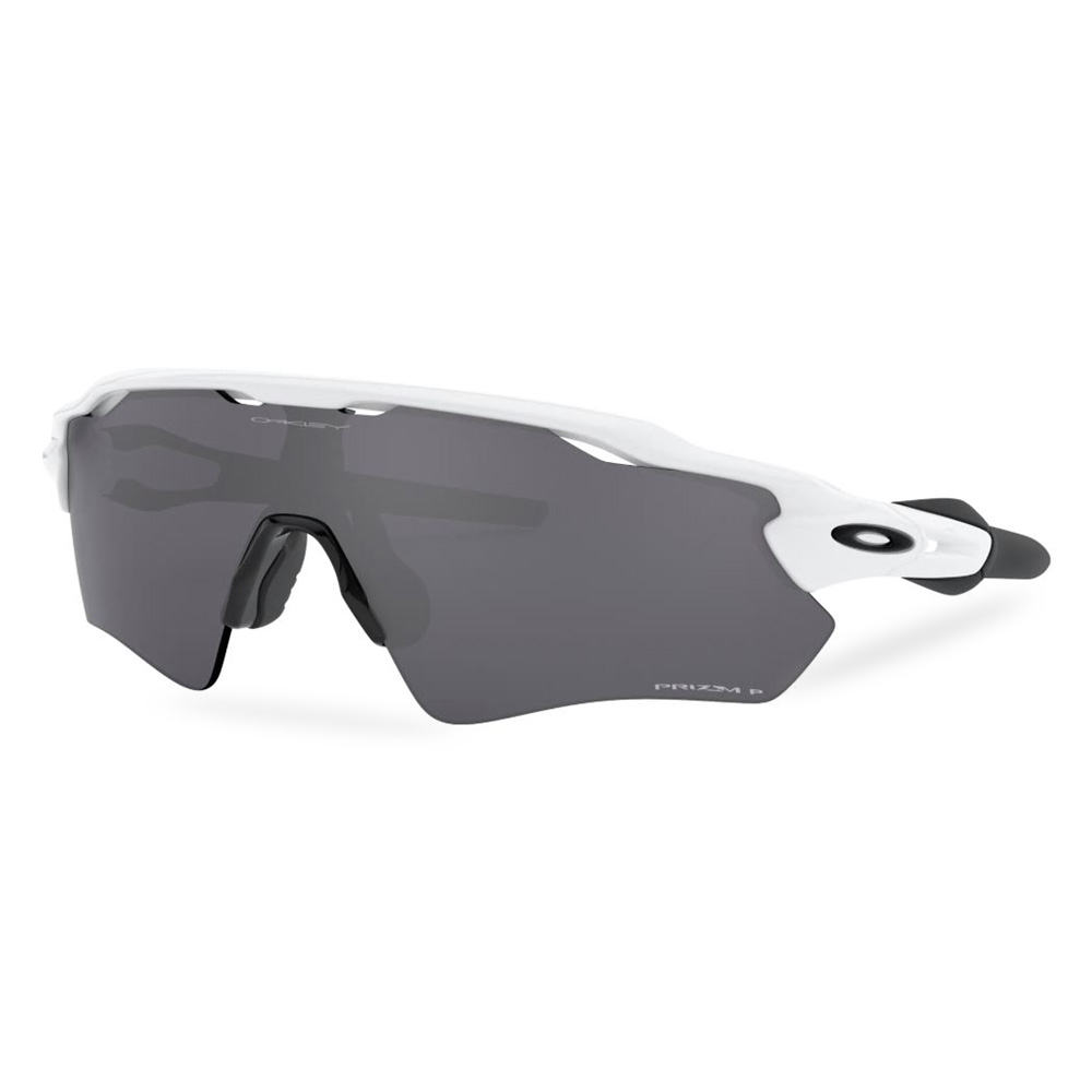 오클리 선글라스 레이다 EV 패스 프리즘 편광 OO9208-9438 OO9208-94 OAKLEY RADAR EV PATH POLISHED WHITE/PRIZM BLACK POLARIZED