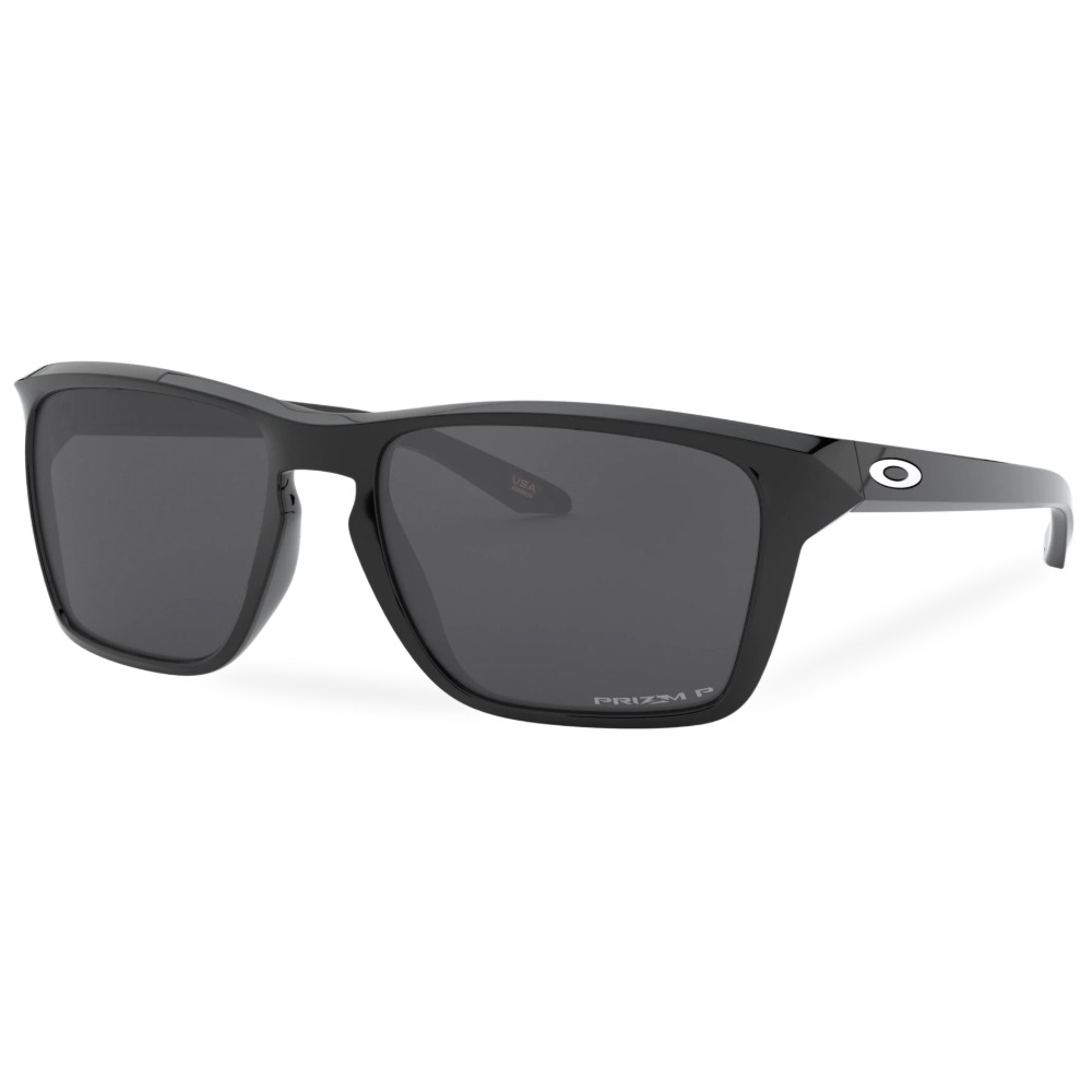 오클리 선글라스 사일러스 프리즘 편광 아시안핏 OO9448F-0558 OO9448F-05 OAKLEY ASIAN SYLAS_POLISHED BLACK/PRIZM BLACK POLARIZED
