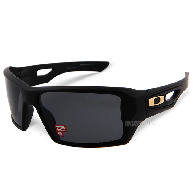 오클리 선글라스 아이패치 숀화이트 스페셜 편광 OO9136-12 OAKLEY SHAUN WHT SIGNATURE SERIES POLARIZED EYEPATCH 2 MATTE BLK/GREY POLARIZED