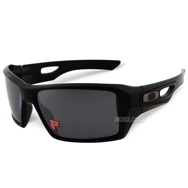오클리 선글라스 아이패치2 토이리 스페셜 편광 OO9136-16 OAKLEY TROY LEE SIGNATURE SERIES POLARIZED EYEPATCH 2 POLISHED BLK/BLK IRIDIUM POLARIZED