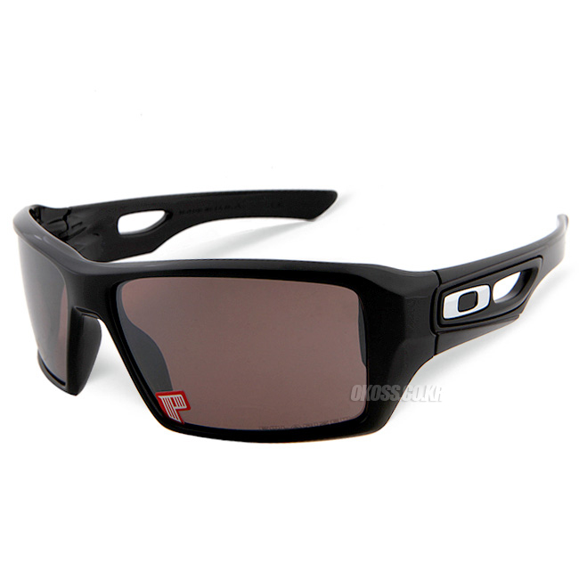 오클리 선글라스 아이패치 편광렌즈 OO9136-07 OAKLEY POLARIZED EYEPATCH 2 POLISHED BLK/OO BLK IRIDIUM POLARIZED