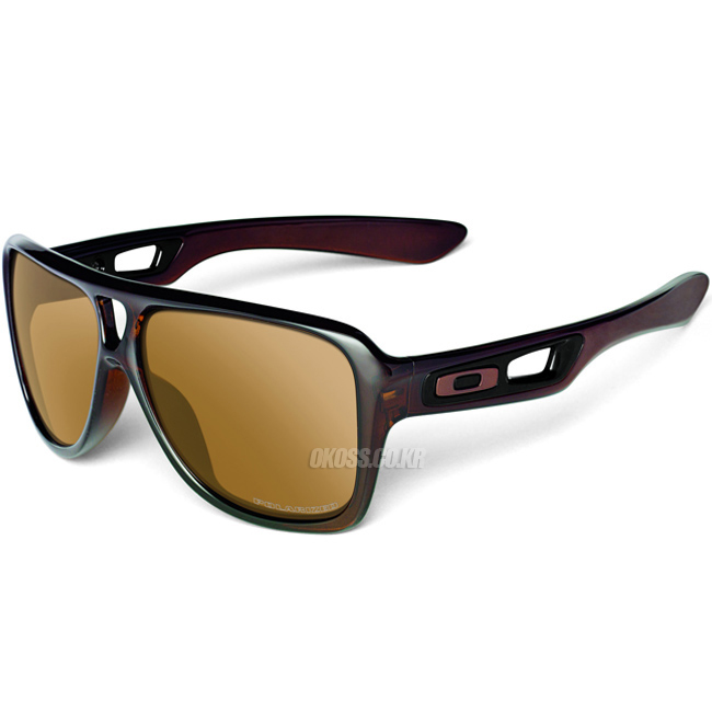 오클리 선글라스 디스패치 II 편광렌즈 OO9150-09 OAKLEY POLARIZED DISPATCH II POLISHED ROOTBEER/BRONZE POLARIZED