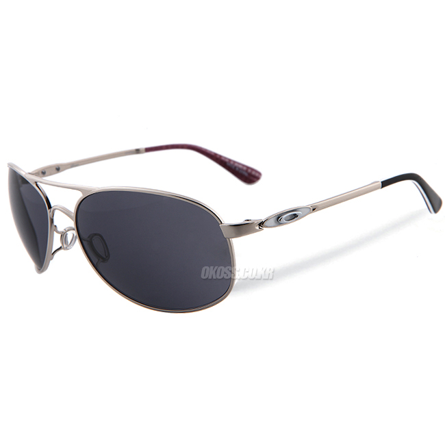 오클리 선글라스 기븐 OO4068-01 OAKLEY GIVEN POLISHED CHROME/GREY