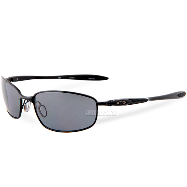 오클리 선글라스 블랜더 편광렌즈 OO4059-03 OAKLEY POLARIZED BLENDER POLISHED BLK/GREY POLARIZED