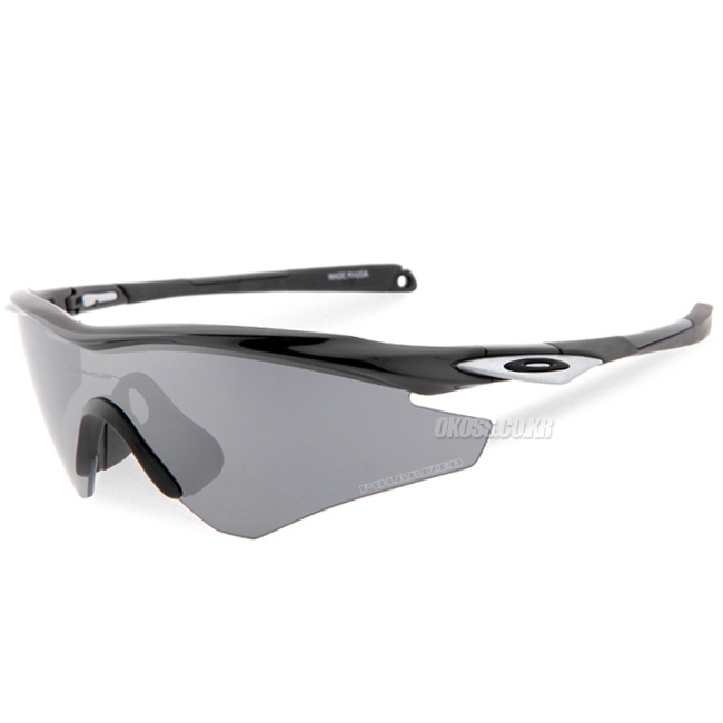 오클리 선글라스 엠투 프레임 편광렌즈 OO9212-05 _ OAKLEY POLARIZED M2 FRAME POLISHED BLK/BLK IRIDIUM POLARIZED