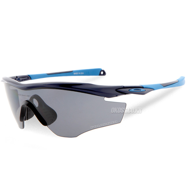 오클리 선글라스 엠투 프레임 편광렌즈 OO9212-07 _ OAKLEY POLARIZED M2 FRAME POLISHED NAVY/GREY POLARIZED