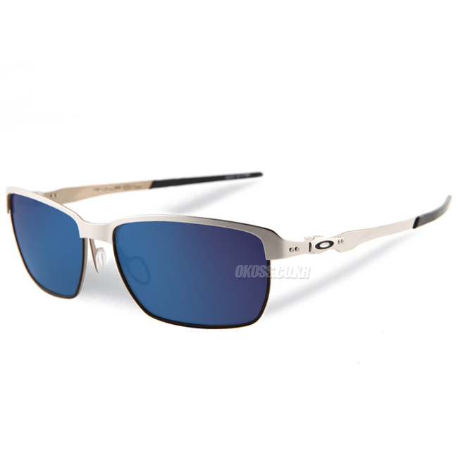 오클리 선글라스 틴포일 OO4083-04 OAKLEY TINFOIL POLISHED CHROME/ICE IRIDIUM