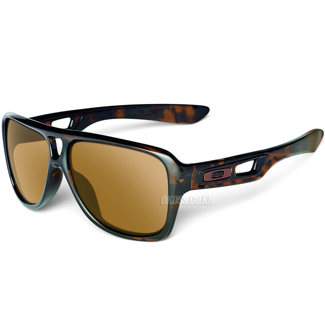 오클리 선글라스 디스패치 II OO9150-04 OAKLEY DISPATCH II TORTOISE/DARK BRONZE