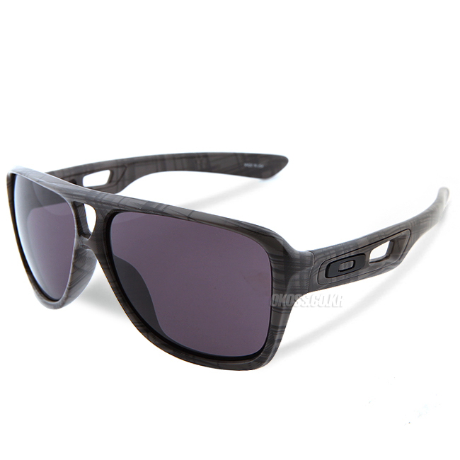 오클리 선글라스 디스패치 II OO9150-06 OAKLEY DISPATCH II SMOG PLAID/WARM GREY