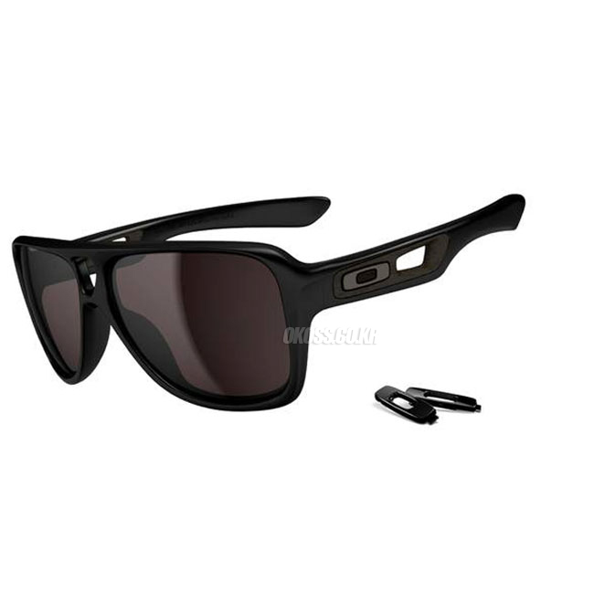 오클리 선글라스 디스패치 II OO9150-01 OAKLEY DISPATCH II POLISHED BLK/GREY