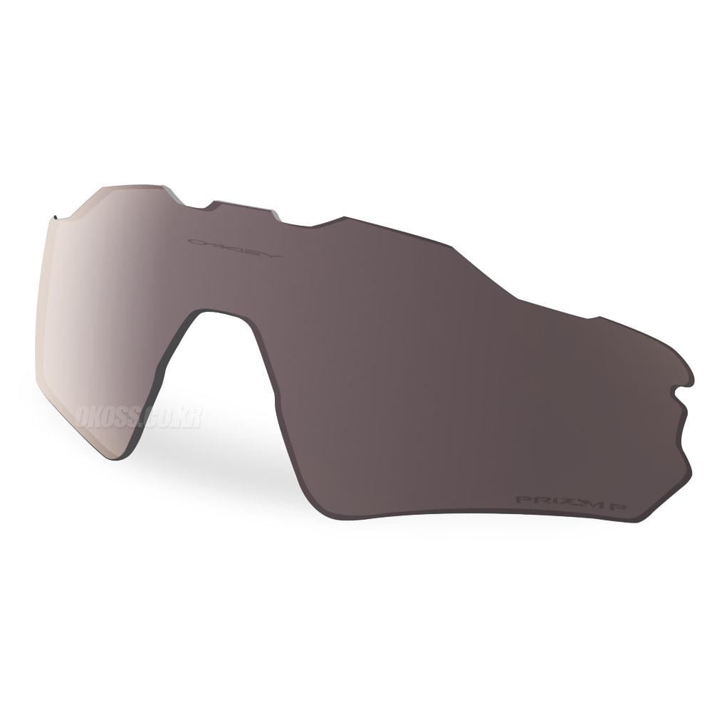 오클리 정품 선글라스 레이다 EV 패스용 리필렌즈 편광 프리즘 101-116-010 OAKLEY RADAR EV PATH PRIZM BLACK POLARIZED