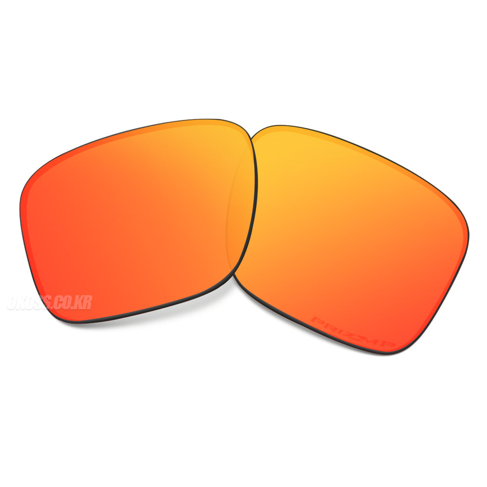 오클리 정품 선글라스 홀브룩용 리필렌즈 편광 프리즘 102-770-012 OAKLEY HOLBROOK PRIZM RUBY POLARIZED